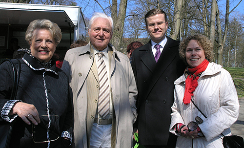 J. und O. Schneider, M. König und A.Gröschner