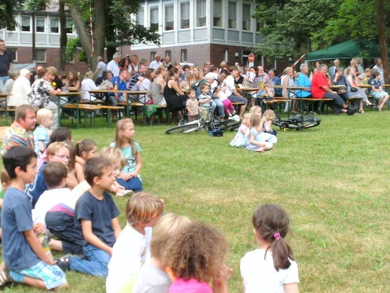 Bärenbrunnenfest 2012